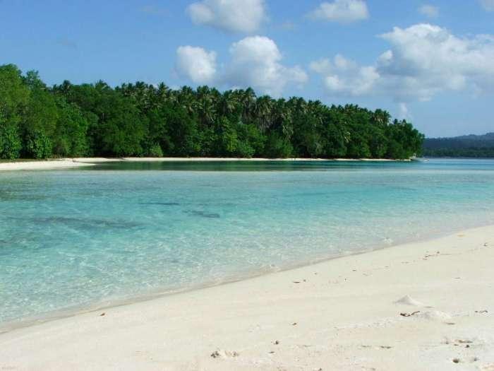 Побережье острова Банкс