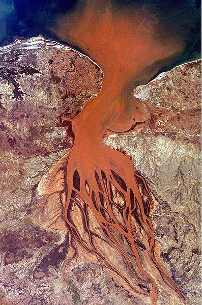 Устье реки Бецибука