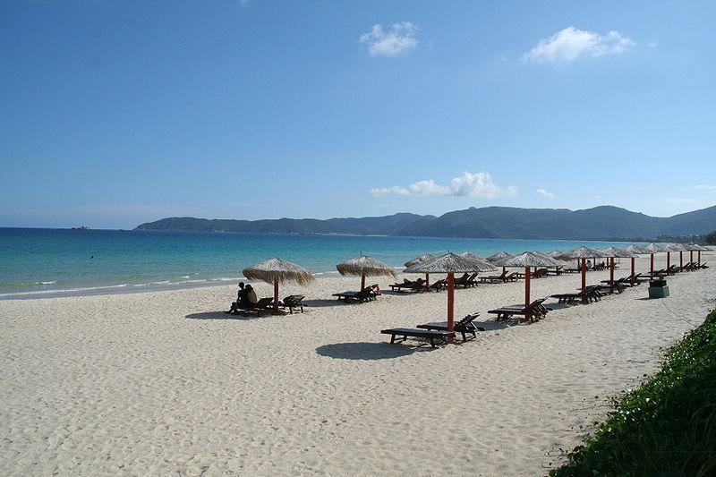 Пляжи острова Xайнаня