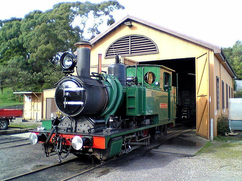 Железная дорога острова Тасмания
