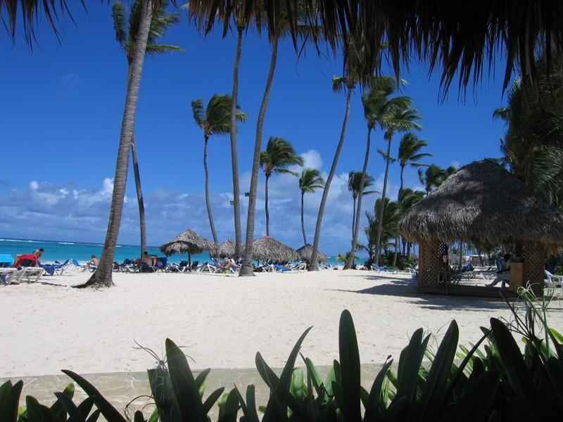 Побережье остров Гаити