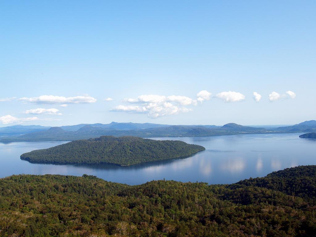 Природа острова Хоккайдо
