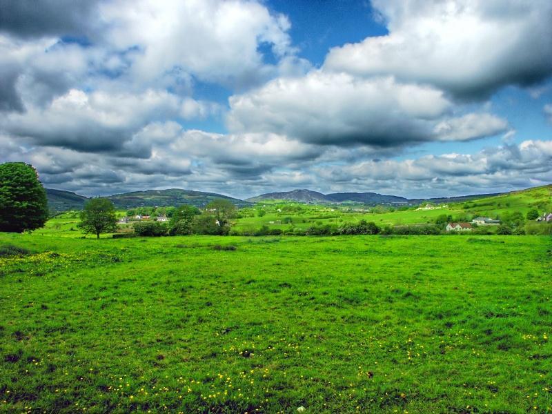 Природа острова Ирландия