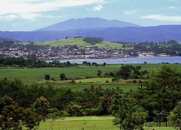 Природа острова Минданао